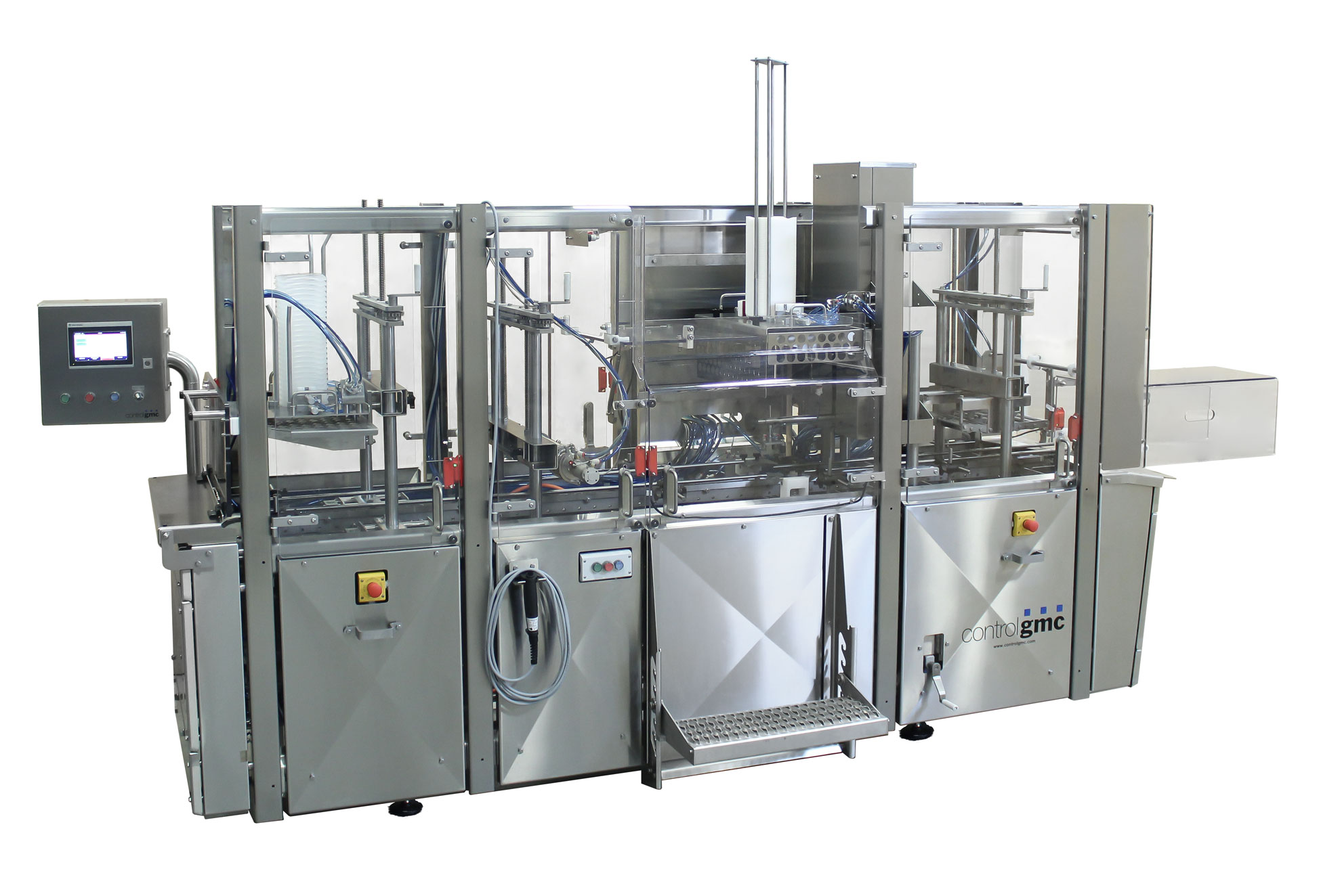Containers packaging machine FDS2500